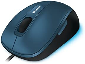 Microsoft Comfort Mouse 4500 (Sea Blue)