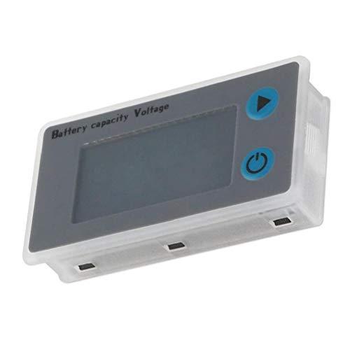 Aardich Probador de la batería Capacidad de Voltaje Comprobador medidor Digital JS-C33 24V de Litio-Hierro de Plomo-ácido baterías de NiMH