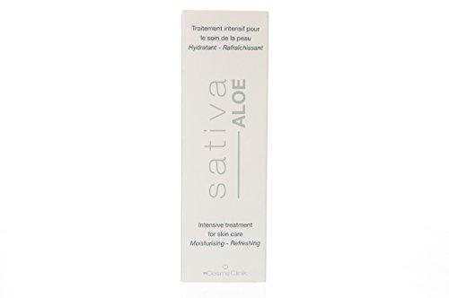 SATIVA ALOE - Gel de Aloe Vera 250 ml - Pieles sensibles, irritadas