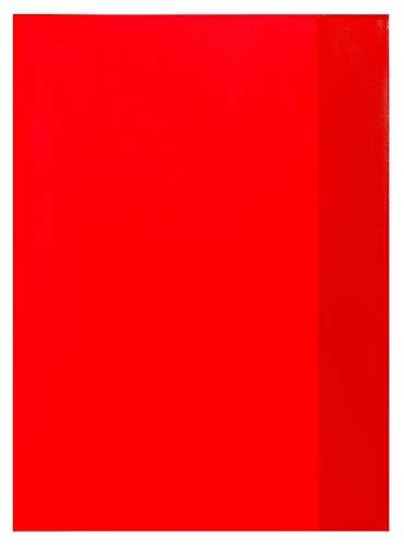 Oxford Hefthülle A4, rot, 25er Pack