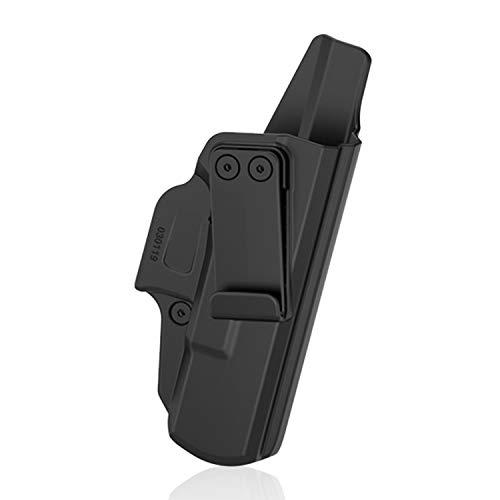 efluky IWB J Clip Gürtelholster Glock Gun Holster Fit Glock 19 23 32 (Gen1-4)