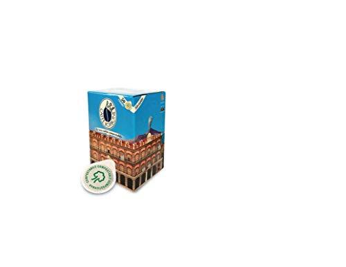 Caffè Borbone 50 Cialde Ese 44 mm, Miscela Decisa - 360 gr