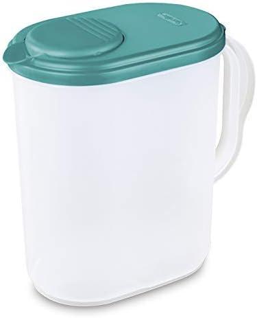 1 Gallon 3.8 Liter Slim free Bargain sale Heavy Measuring Pitcher wit Duty Plastic