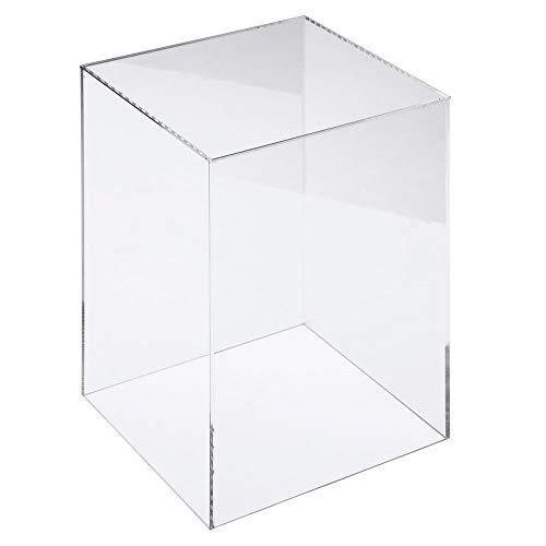 Acrylic Cube, 12' x 12' x 18' (W x D x H)