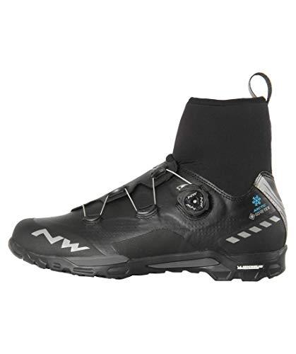 Northwave X-Raptor Arctic GTX Winter MTB Fahrrad Schuhe schwarz 2020: Größe: 45