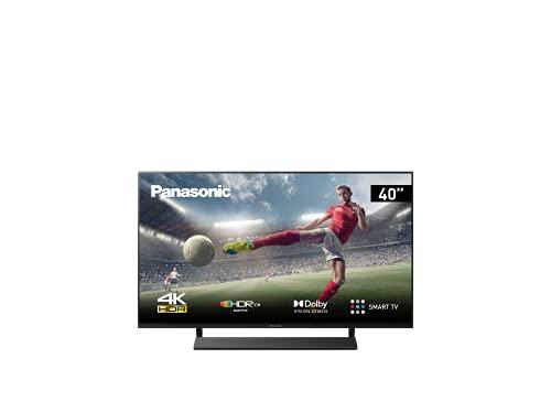 Panasonic TX-40JXW854 Fernseher (40 Zoll TV, HDR Bright Panel Plus, 4k ultra HD Smart TV) schwarz