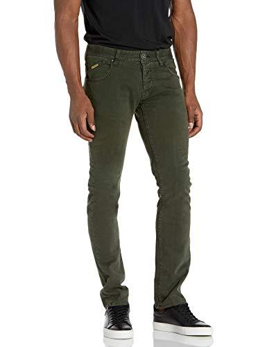 G-STAR RAW Herren Revend Super Slim Coj Jeans - Grün - 34W / 32L