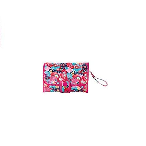 Tuc Tuc Kimono Toilettas en wikkelonderlegger voor meisjes
