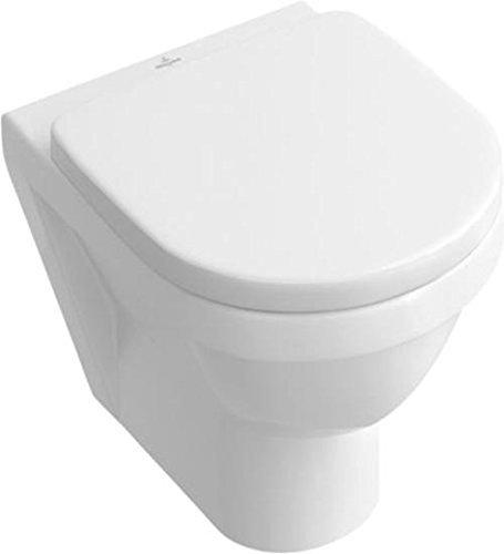 Villeroy & Boch 9M66E101 WC-Sitz Compact Architectura, weiß