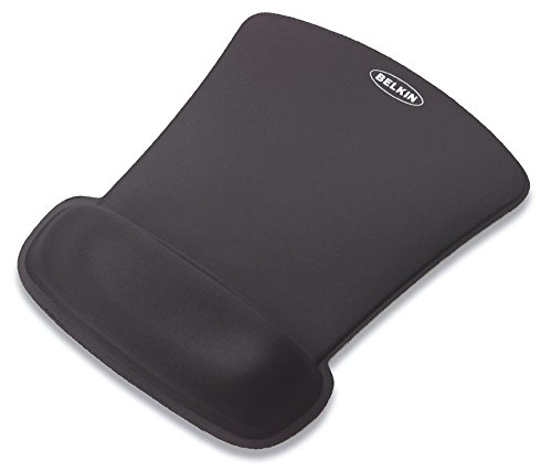 Belkin WaveRest Gel Mouse Pad Black F8E262BLK