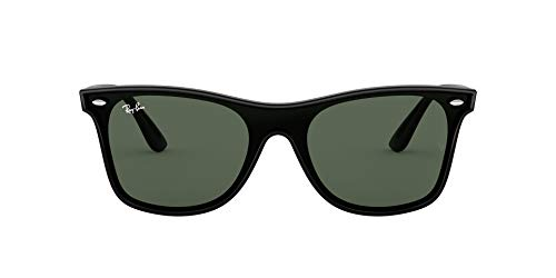 Ray-Ban 0rb4440n 601/71 41 Gafas de sol, Black, 45 Unisex