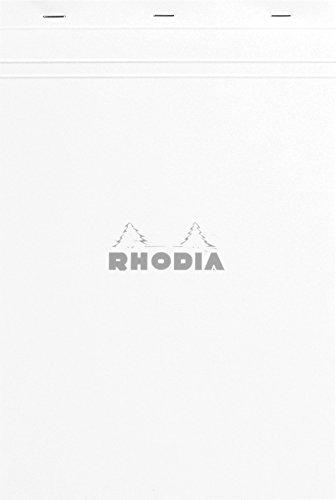 ロディア No.19 方眼罫 ホワイト cf19201