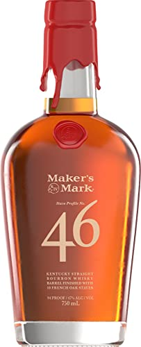 バーボン ウイスキー メーカーズマーク 46 [アメリカ合衆国 750ml ]