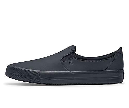 Shoes for Crews Ollie II Rutschfeste Casual Trainer, Schwarz, 46 (UK 11), 34257-46/11