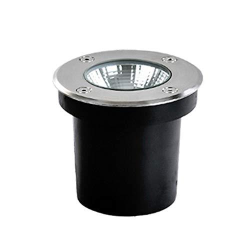 AMDHZ Luces de Paisaje integradas 5W LED Luces de Camino al Aire Libre 12V 24V Focos Impermeables de bajo Voltaje for Interiores al Aire Libre Plataforma de Paso Patio Jardín Patio