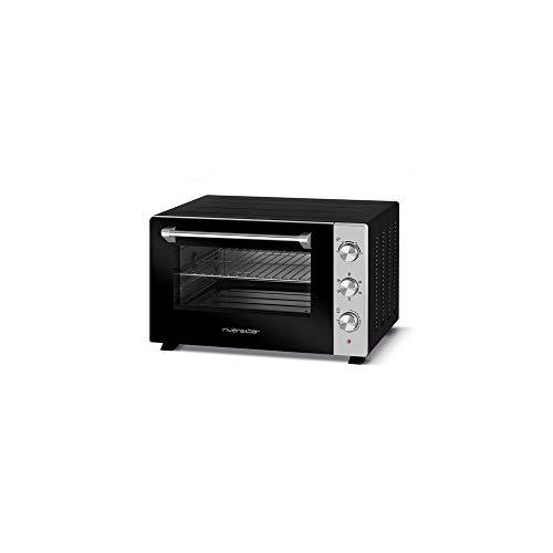 Riviera & Bar QFR600 - Horno (Medio, Horno eléctrico, 60 L, 2200 W, 60 L, 230 °C)