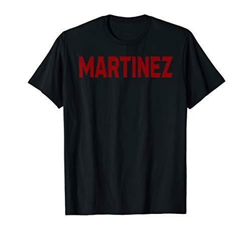 Martinez Jersey T-Shirt