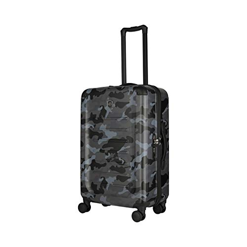 Victorinox Spectra 2.0 Hardside Spinner Suitcase, Camo, Checked-Medium (27')