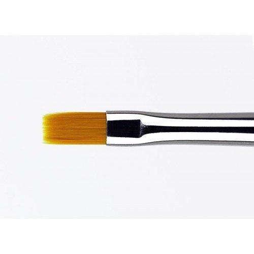 Beauty Space Nails Pinceau pour écriture gel de structure, synthétique N° 4