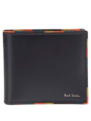 Paul Smith Luxury Fashion Uomo M1A4832AEDGE79 Nero Pelle Portafoglio | Autunno-inverno 19