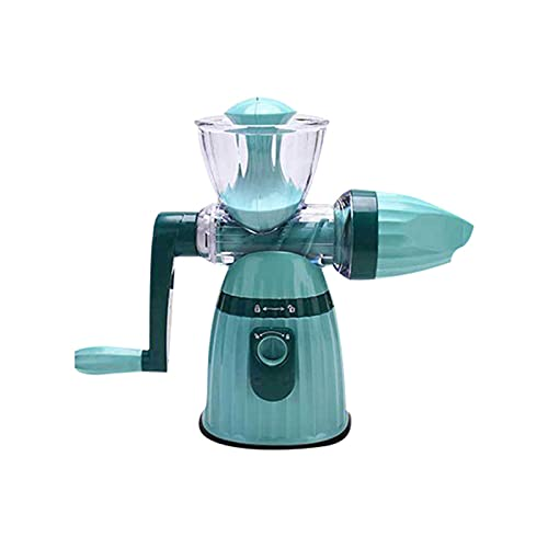 Máquina multifuncional del helado del hogar del exprimidor manual para exprimir Iuice de las granadas de las naranjas de los cítricos