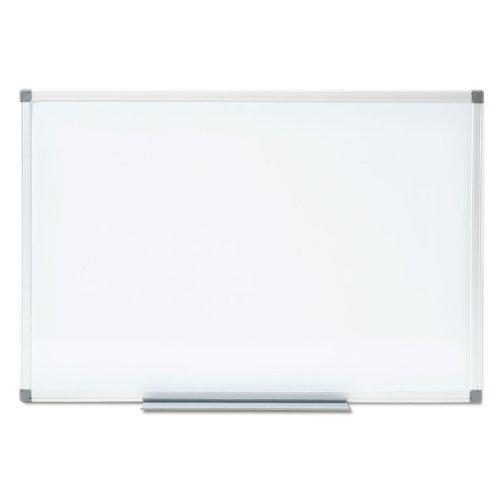 MOB Präsentationsboard - Whiteboard - Magnettafel - Magnetboard lackiert, emailliert oder Glas - magnetisch & beschreibbar - Schreibtafel Magnetwand Wandtafel (Whiteboard lackiert, 60 x 90 cm)