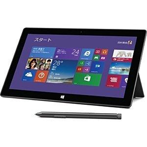 マイクロソフト Surface Pro 2 512GB 単体モデル Windowsタブレット・Office付き 77X-00001 (チタン)