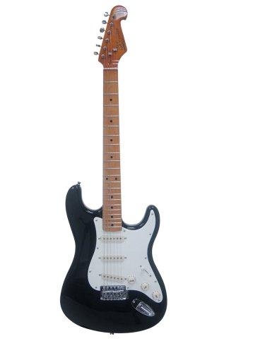 SX SST57-BK E-Gitarren Stratocaster