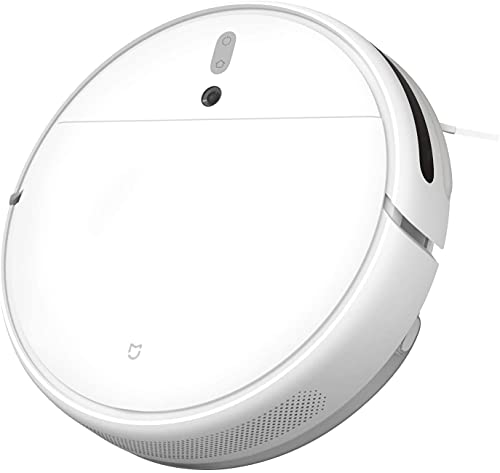 Xiaomi - Robot aspiratore con mocio, con serbatoio d'acqua elettrico, 2500Pa