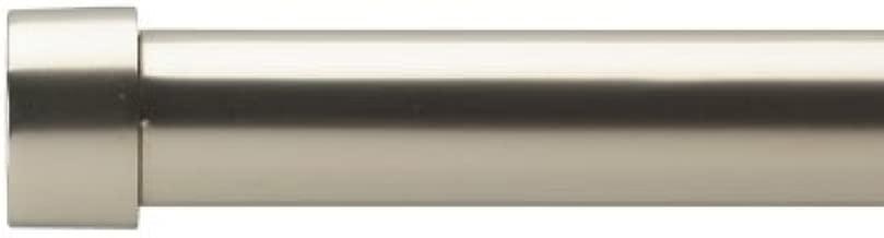 Umbra 72 Inch To 144 Inch Cappa Drapery Rod Nickel Amazon Ca