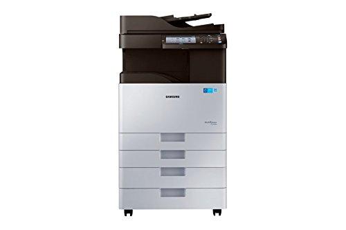 SAMSUNG SL-K3300NR Laser A3 Negro, Color Blanco Multifuncional - Impresora multifunción (Laser,...