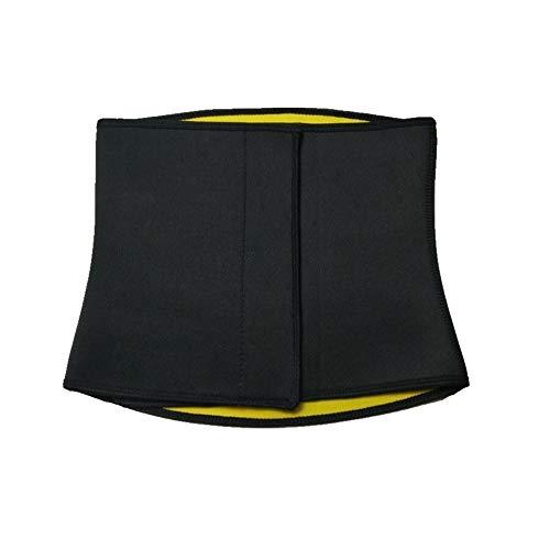 Rugsteungordel Heren Compression Body Shaper Belt Hot Koop Shapers Taille Trimmer Belt Taille Trainer Slim Riemen Afslanken Waist Shaper brace Lumbale (Color : One pcs, Size : XXL)
