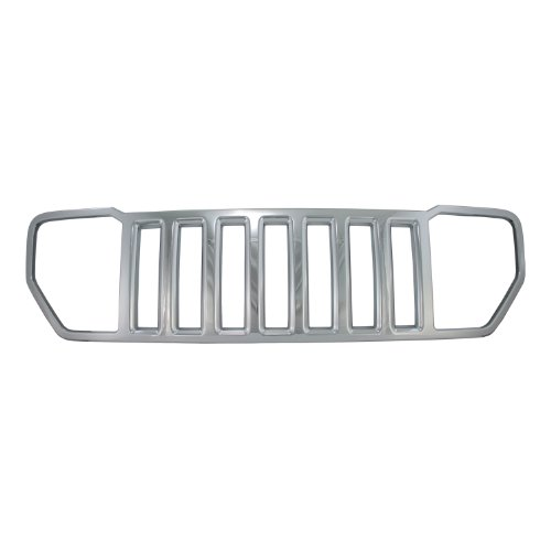 Bully GI-55 Triple Chrome Plated ABS Snap-in Imposter Grille Overlay, 1 Piece