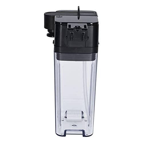 PHILIPS Saeco 421944029453 ORIGINAL Milchbehälter Milchkaraffe Milchschale Milchtank Kanne Deckel Düse Rohr Kaffeemaschine Kaffeeautomat