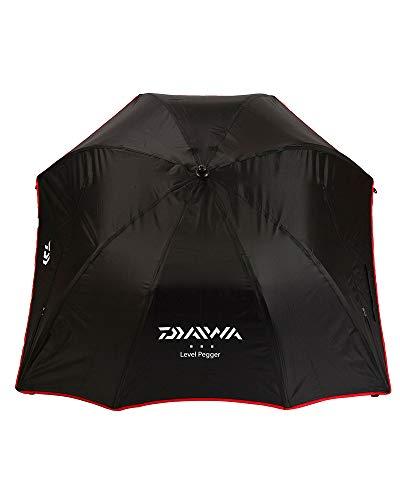 Team Daiwa Level Pegger M3 Angelschirm/Regenschirm 125 Cm