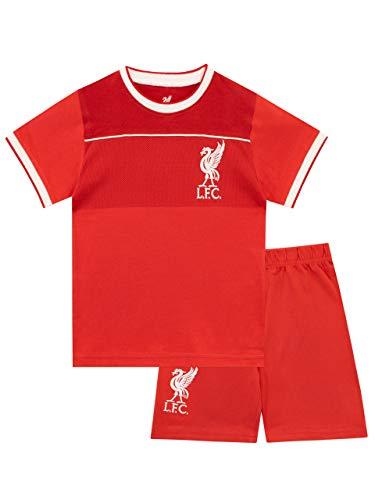 Liverpool FC Pigiama per Ragazzi Rosso 10-11 Anni