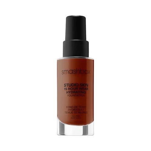 Smashbox Studio Skin 24 Wear Hydrating Foundation - 4.25 Dark With Warm Undertone