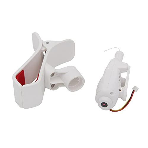 CALALEIE X5SW Drone FPV 720P WiFi HD Caamera con il telefono mobile clip for X5SW X5HW RC Quadcopter Camera Parts Parti di montaggio accessori giocattolo