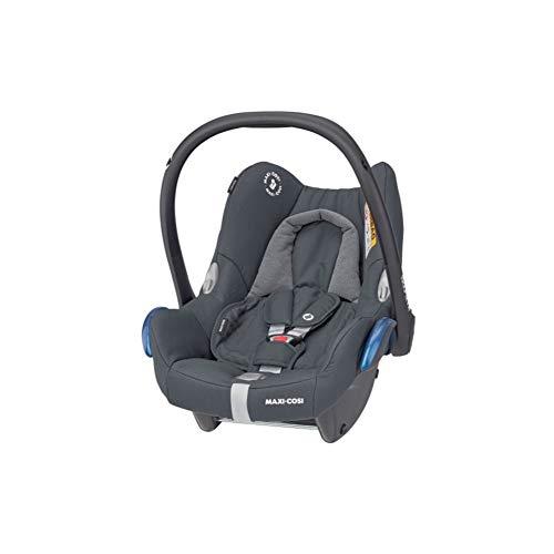 Maxi-Cosi CabrioFix Silla coche bebé, silla de auto infantil reclinable y de alta seguridad, portabebé 0 - 12 meses, 0 - 13 kg, color essential graphite