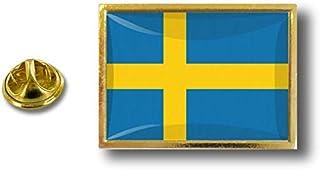 Spilla Pin pin's Spille spilletta Giacca Bandiera Distintivo Badge Svezia