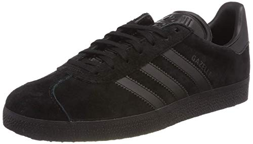adidas Gazelle, Zapatillas de deporte para Hombre, Negro (Core Black/Core Black/Core Black 0), 42 2/3 EU