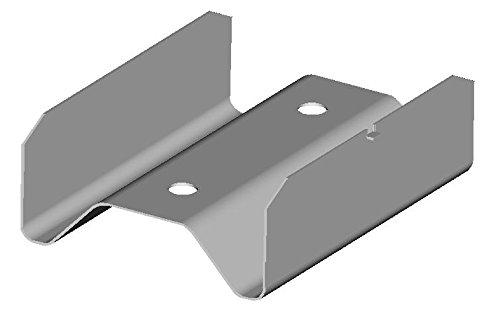 Längsverbinder für CD-Profile 60/27 50 Stück Deckenabhänger