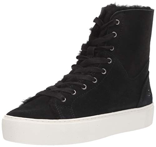 UGG Damen BEVEN Sneaker, Schwarz, 37 EU