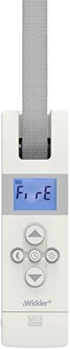 WIR elektronik, eWickler Comfort, eW820-f, Elektrischer Gurtwickler, Display, Rauchwarnmelderauswertung, für 23mm Gurtband, Unterputz, Zugkraft 50kg, feste Fahrtzeiten einstellbar, inkl. Netzstecker