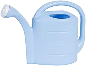 Novelty 30402 2 Gallon Deluxe Watering Can, Sky Blue