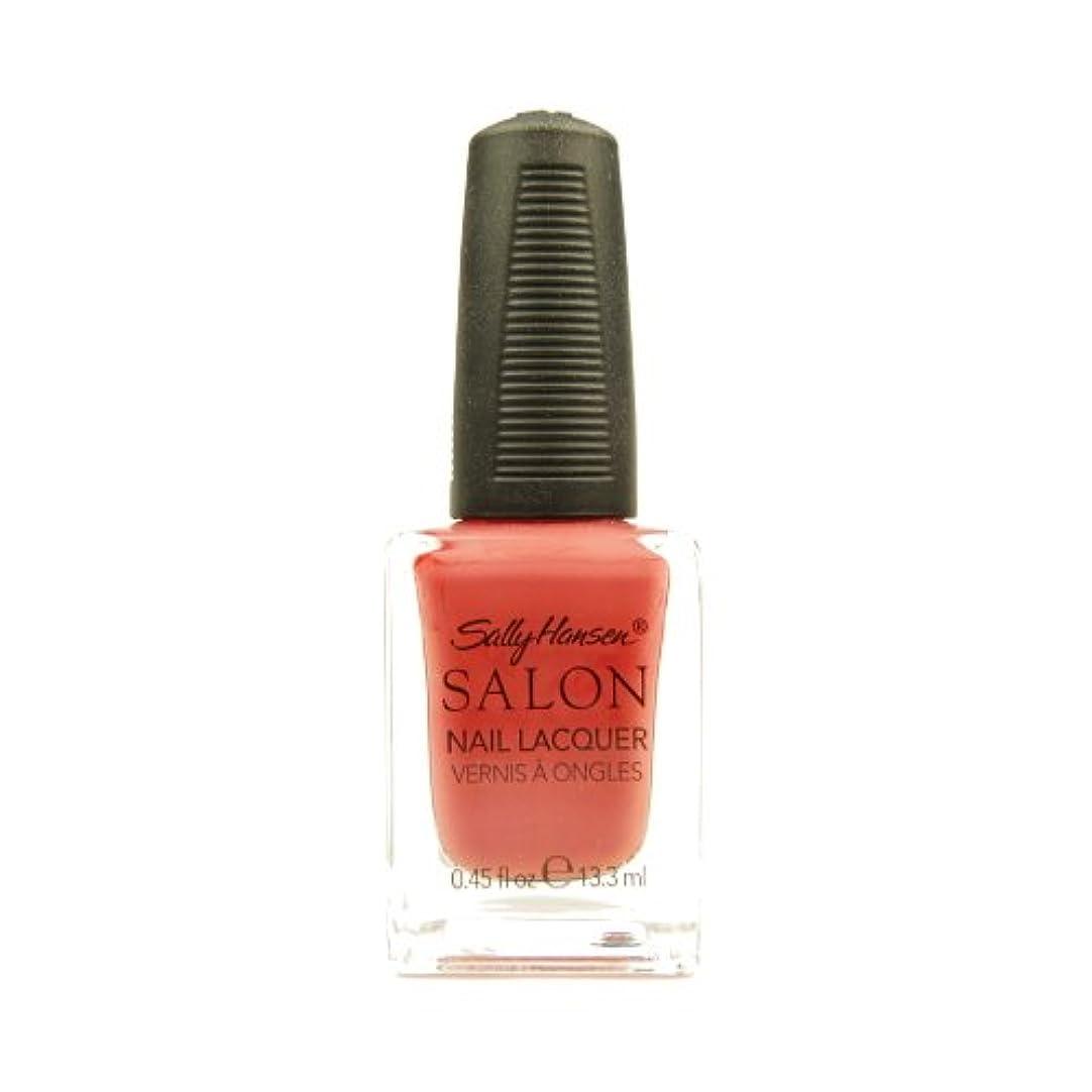 特派員ペチコート盆地SALLY HANSEN Salon Nail Lacquer 4120 - So Much Fawn (並行輸入品)