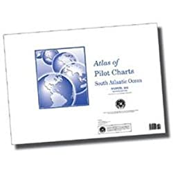 Atlas of Pilot Charts Pub. 105