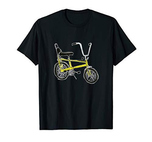 Vintage Lowrider Chopper Fahrrad T-Shirt