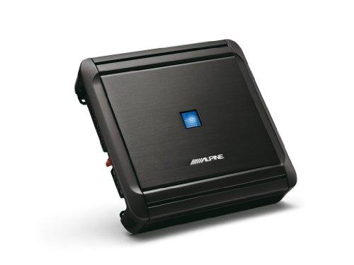 Alpine V-Power - Amplificador de 4 Canales, Color Negro
