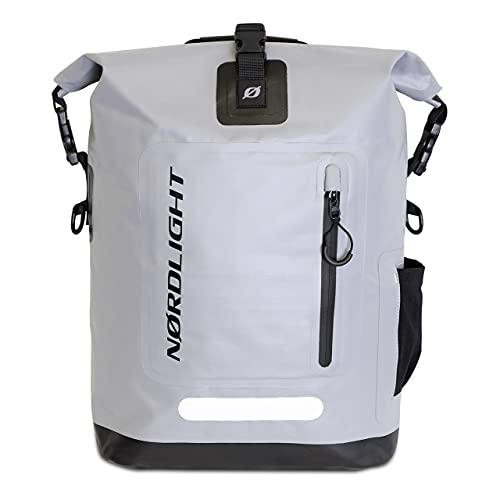 Wasserdichter Rucksack Roll Top 25L - 'Hybrid 25' (Anthrazit) | Dry Bag Rucksack mit 15...